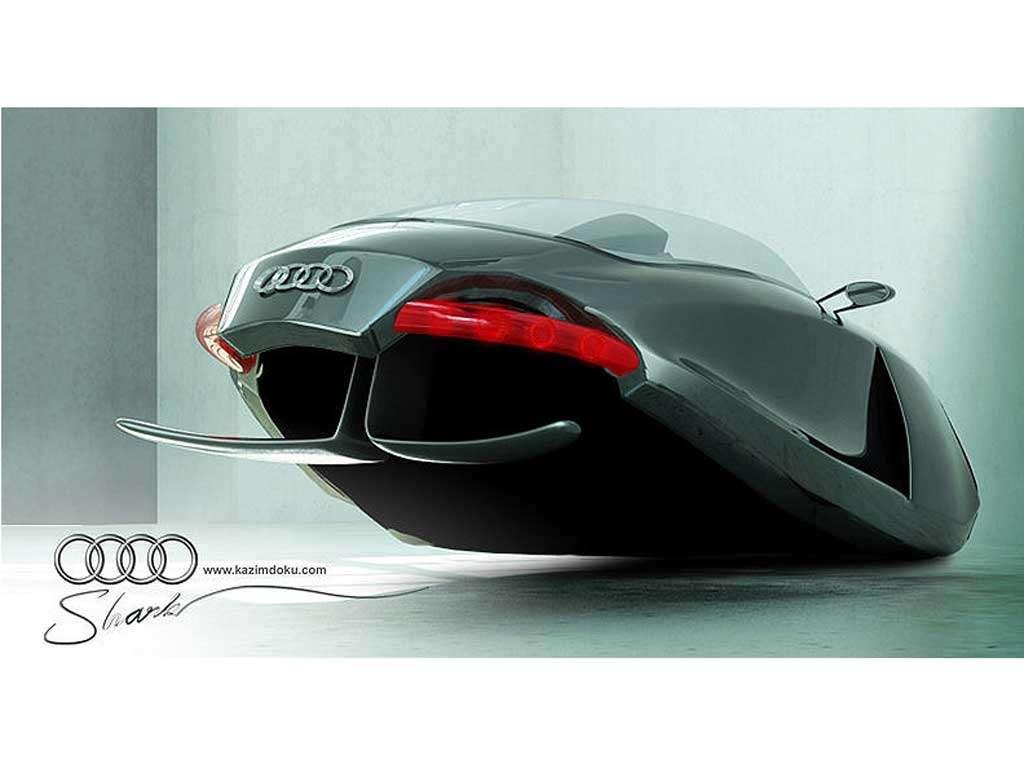 audisharkjconcept005 - Audi Shark Concept el Coche volador