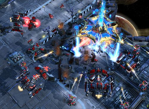 Starcraft II: Wings of Liberty (2010/ENG/Beta)+CRAC