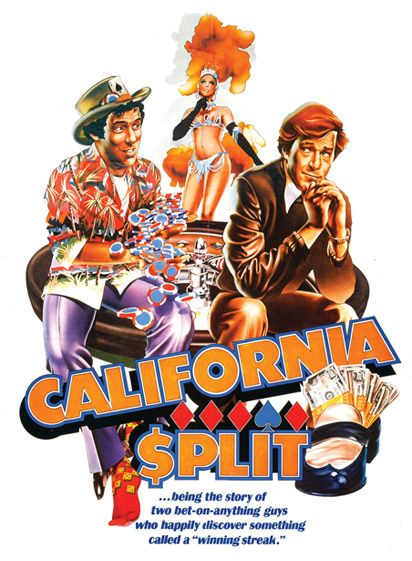 californiasplitposter Robert Altman   California Split [+Extras] (1974)