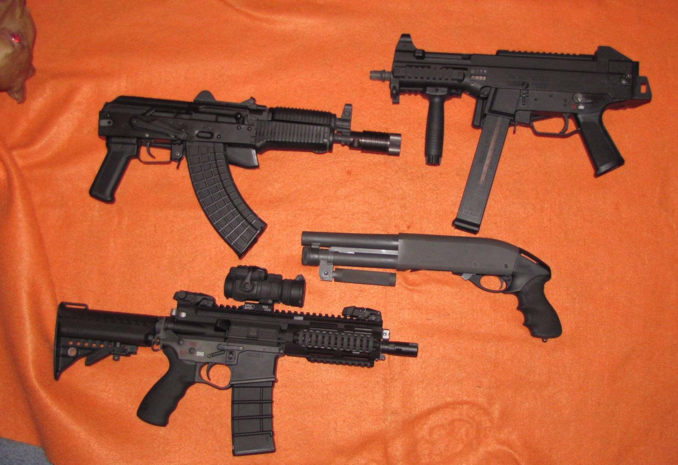 Bad Ass Bb Guns 65