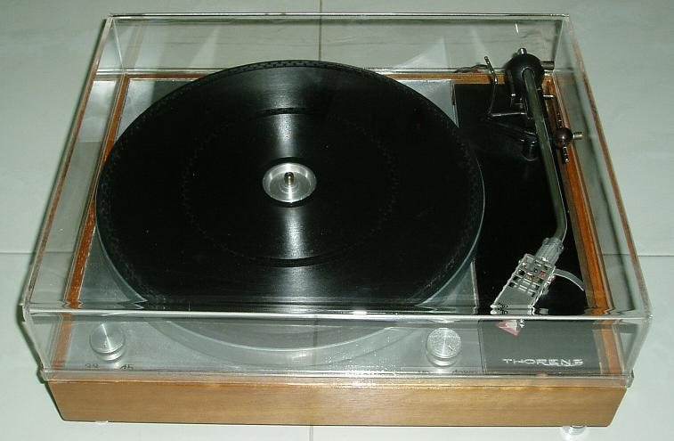 FS: Acrylic cover for Thorens TD 150 and other turntables