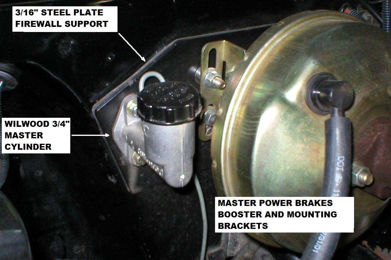 Hydraulic Clutch conversion - The 1947 - Present Chevrolet & GMC